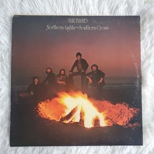 The Band Northern Lights Southern Cross 1975 LP